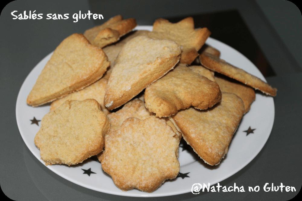 Sabl s sans gluten farine de riz ma cuisine sans gluten - Je cuisine sans gluten ...