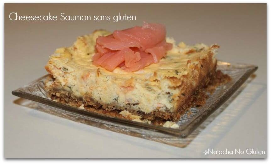 saumon cheesecake mon programme ww. Black Bedroom Furniture Sets. Home Design Ideas