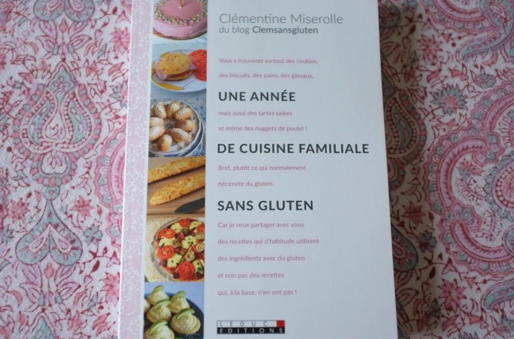 J'ai lu Une année de cuisine familiale sans gluten
