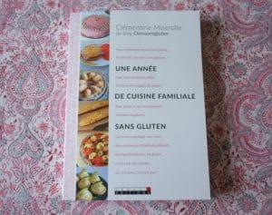 Une année de cuisine familiale sans gluten