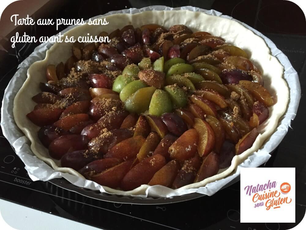 tarte-prunes-sans-gluten-avant-cuisson