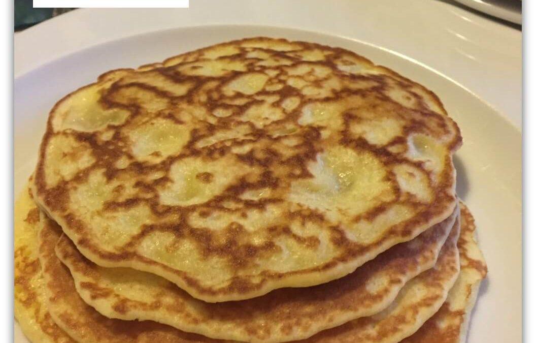 J'ai testé la préparation pour pancakes Maizena sans gluten