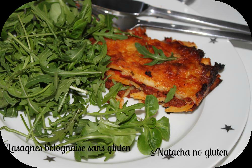 Des lasagnes sans gluten pour le 1st LASAGNE DAY!