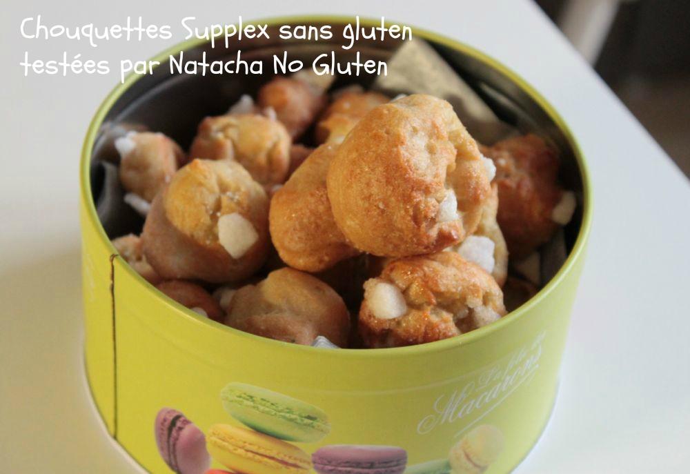 J 39 ai test le mix choux sans gluten de supplex ma - Je cuisine sans gluten ...