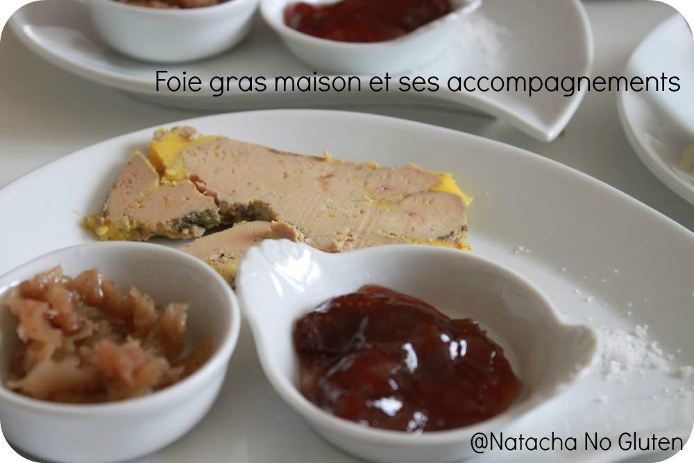 Foie gras maison et son accord mets vins