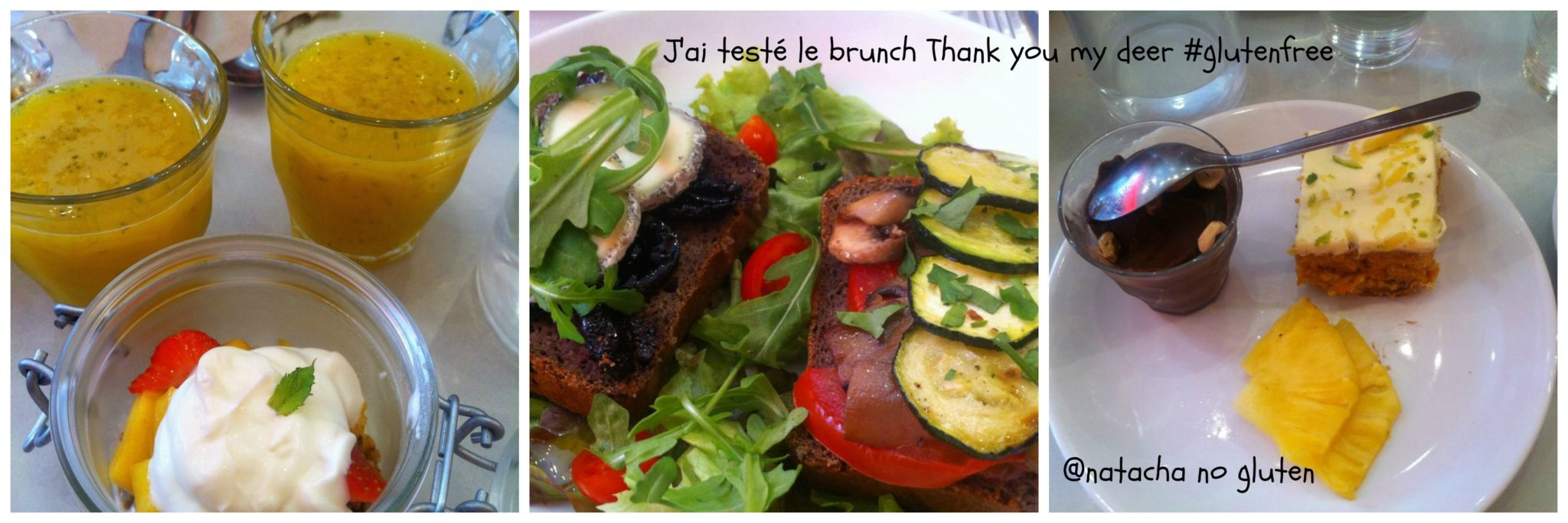 J 39 ai brunch sans gluten thank you my deer ferm ma - Je cuisine sans gluten ...