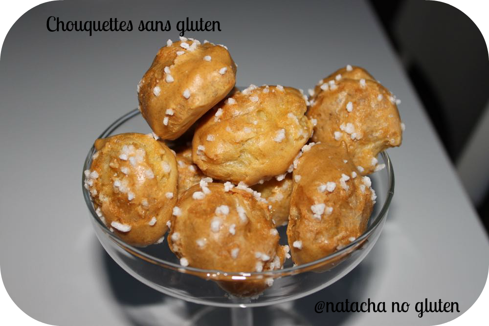 Chouquettes sans gluten ma cuisine sans gluten - Ma cuisine fr ...