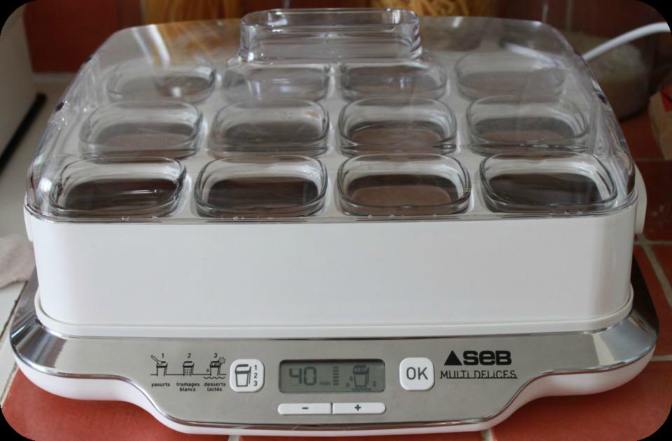 recette yaourtiere seb delice un site culinaire populaire avec des recettes utiles. Black Bedroom Furniture Sets. Home Design Ideas