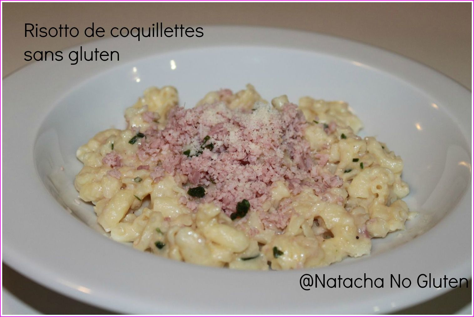 risotto-coquillettes