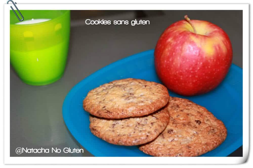 cookies p pites de chocolat sans gluten ma cuisine sans gluten. Black Bedroom Furniture Sets. Home Design Ideas