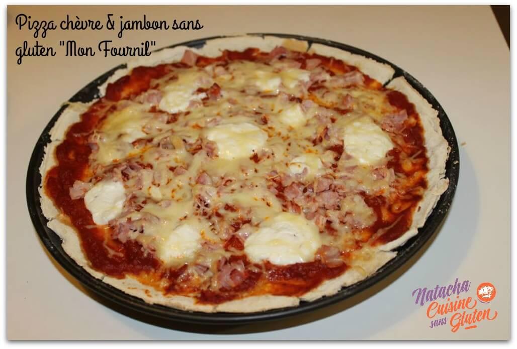 Pizza sans gluten mix mon fournil bio ma cuisine sans - Je cuisine sans gluten ...