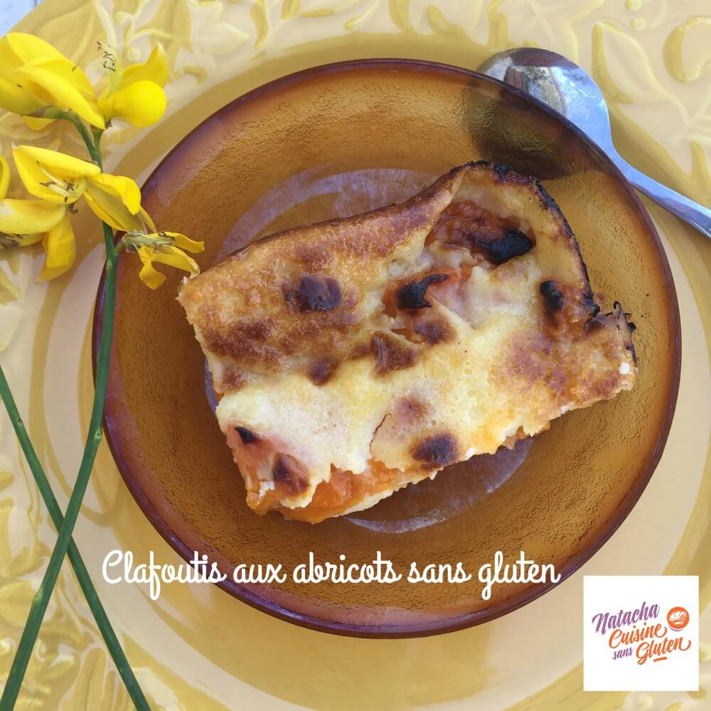 Clafoutis aux abricots sans gluten ma cuisine sans gluten - Ma cuisine fr ...