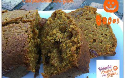 Cake potimarron sans gluten