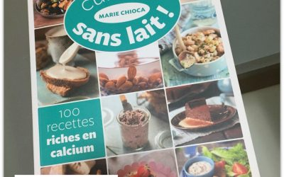 J'ai lu Cuisiner sans lait de Marie Chioca