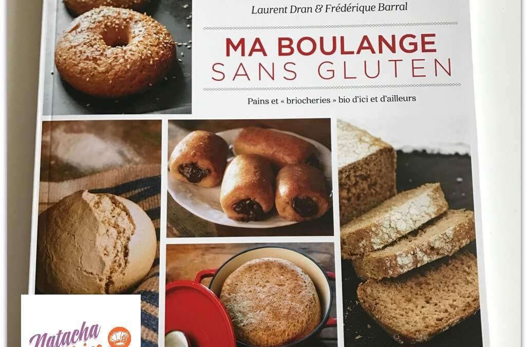 J'ai lu Ma Boulange sans gluten de L. Dran et F. Barral