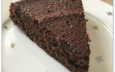 Fondant chocolat café sans gluten sans lactose et sans oeuf