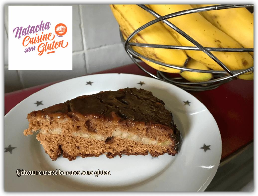 Cake Sans Gluten Fruit Maizena