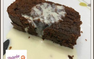 Gâteau au chocolat au lait concentré sucré sans gluten