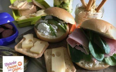 Pique nique parfait d'hiver sans gluten avec Schär