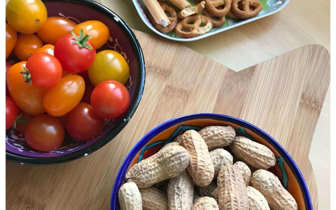 Organiser un apéritif sans gluten